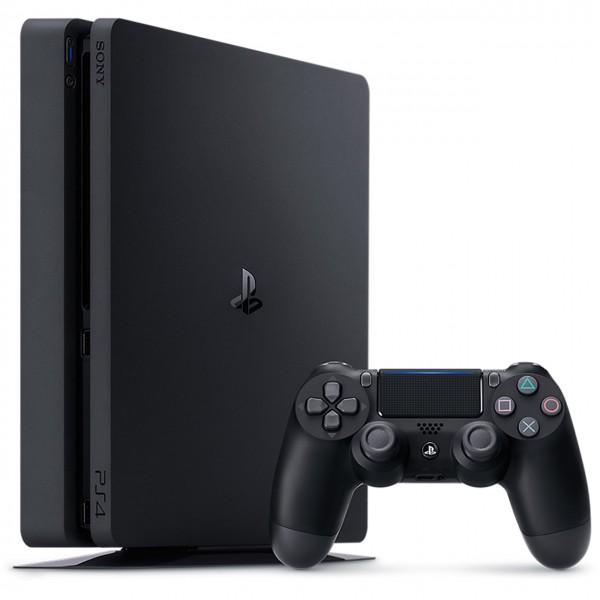 کنسول بازی سونی مدل Playstation 4 Slim Region 2 کد CUH-2216B ظرفیت 1 ترابایت