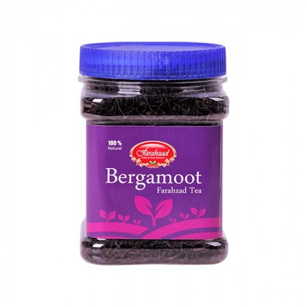 چای فرحزاد مدل قلم برگاموت مقدار 200 گرم