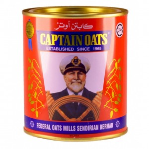 جو دوسر Captain OATS مقدار 500گرمی