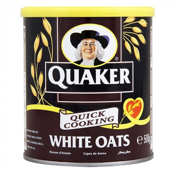 جو دوسر کواکر 500گرمی Quaker White OATS