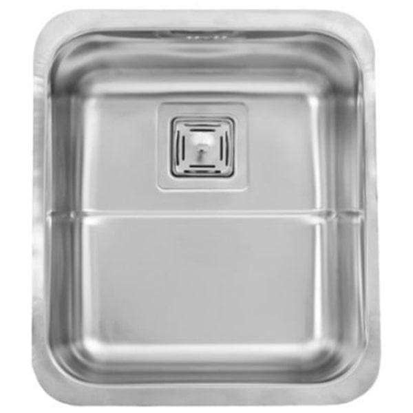 سینک ظرفشویی استیل البرز مدل 930 زیر کورین
